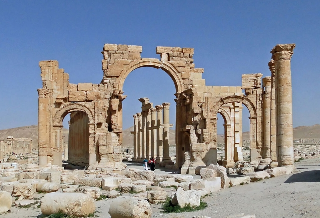 В Дамаск и Пальмиру! Сирия делает ставку на религиозный туризм