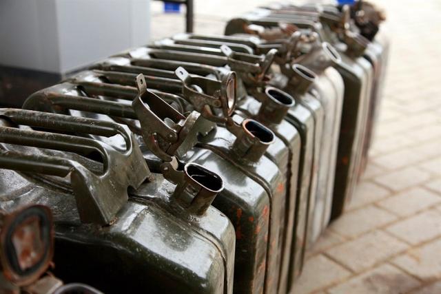 В Красноярском крае дизельное топливо за год подорожало на 20,8%