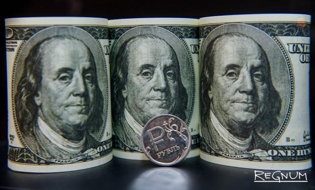 Курс доллара подскочил выше 66 рублей впервые за два года