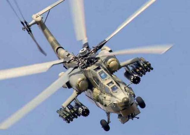 При модернизации улучшатся боевые характеристики не только Ка-52