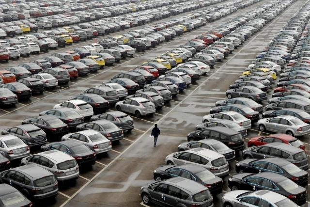 Авторынок России вошёл в пятёрку в Европе по продажам автомобилей