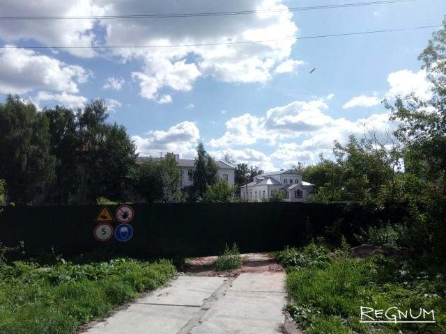 Жители Ярославля судятся с мэрией по поводу точечной застройки в центре