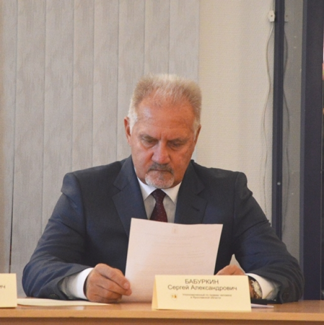 Из ярославской комиссии по помилованию вывели омбудсмена Сергея Бабуркина