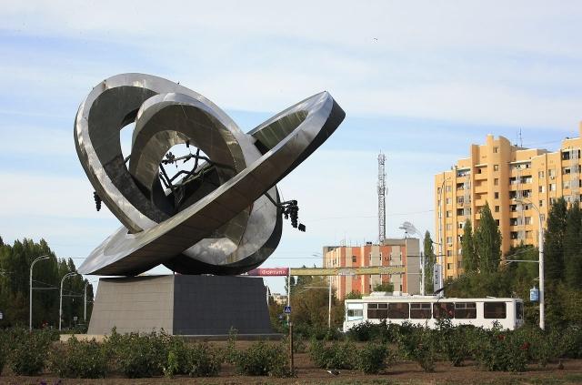 Мирный атом — город Волгодонск