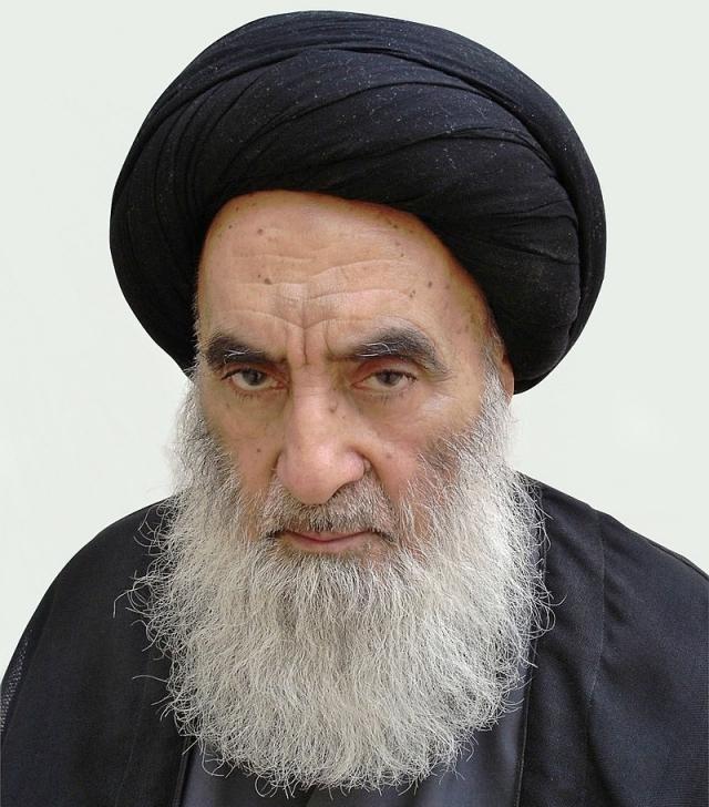 Аятолла Аc-Систани