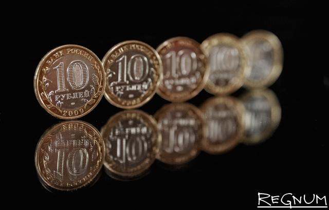 Минэкономразвития РФ допустило ускорение инфляции из-за ослабления рубля
