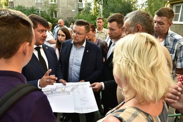 В Ярославле власти помогают кандидатам в депутаты делать «добрые дела»