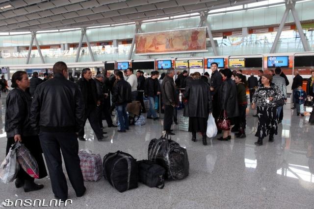 Пашинян заявил, что эмиграция из Армении прекратилась