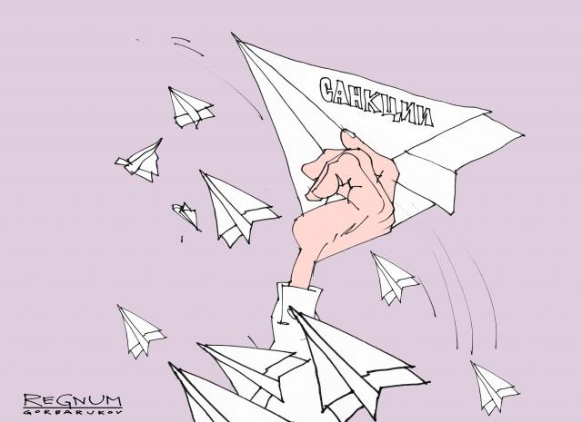 Санкции США означают конец компрадорского капитализма в России
