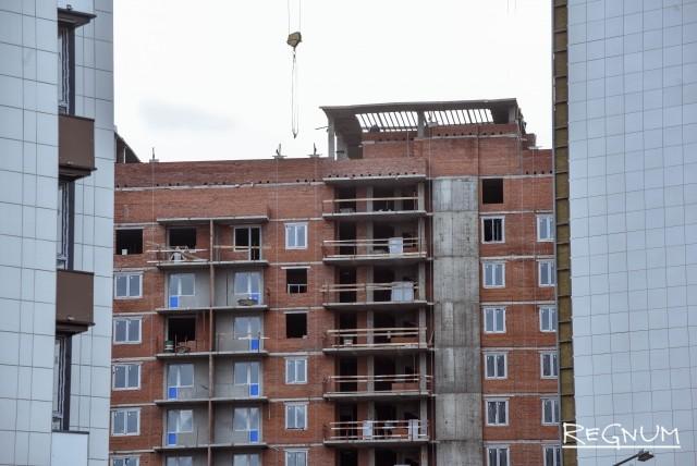 По итогам первого полугодия в Казахстане сократились темпы ввода жилья