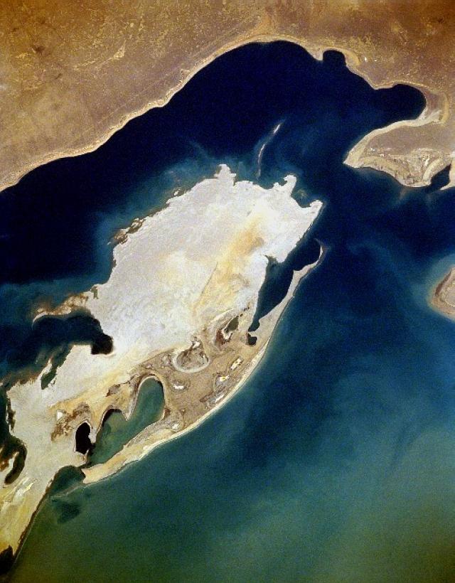 Казахстан планирует добывать полезные ископаемые на острове Возрождения