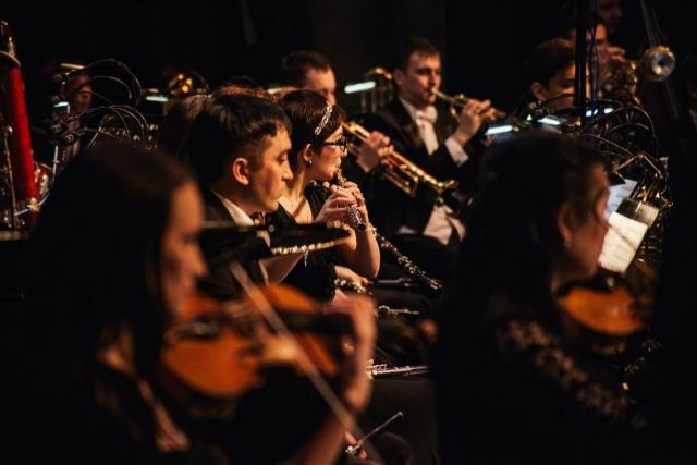 Национальный симфонический оркестр Республики Башкортастан