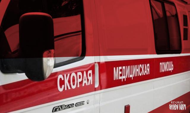В Москве перевернулась машина «скорой помощи»