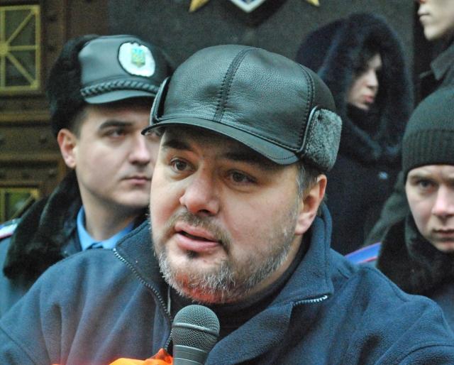 Украинского журналиста Руслана Коцабу вновь заподозрили в госизмене