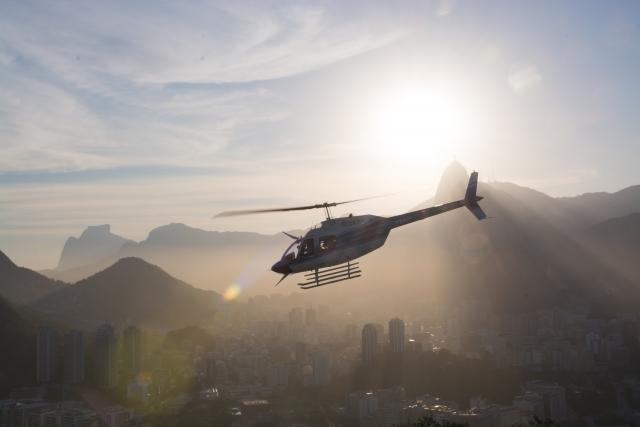 Жертвами крушения вертолета в центре Японии стали четыре человека