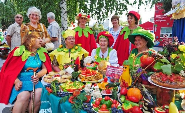 «Наша помидора – одно мясо»: фестиваль «Сызранский помидор» под Самарой