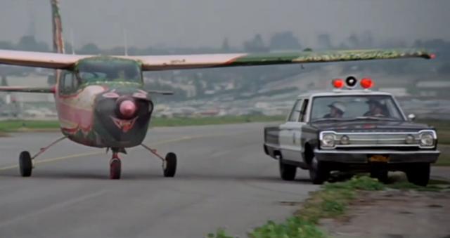 Полиция об угоне самолета из аэропорта Сиэтл-Такома: Это не теракт