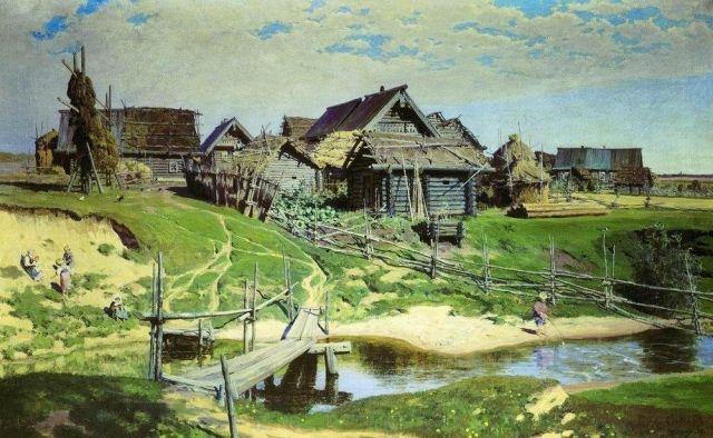 На Кузбассе появится этнографический комплекс «Русские Притомья»