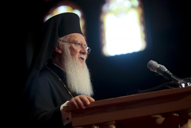 Варфоломей I, патриарх Константинопольский