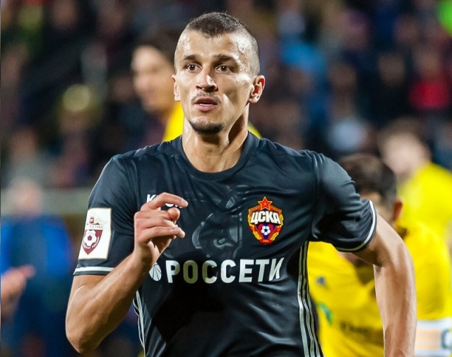 В ЦСКА назвали странным переход Еременко в «Спартак»