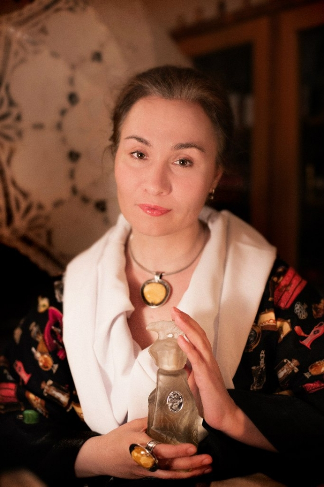 Элина Арсеньева