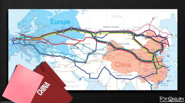 Прибыль компаний КНР от зарубежных контрактов вдоль «Пояса и пути» растет
