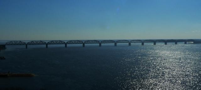 Сызранский (Александровский) мост