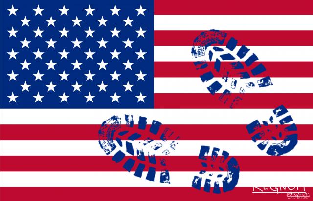 В США события в Шарлотсвилле связали с «вмешательством России»