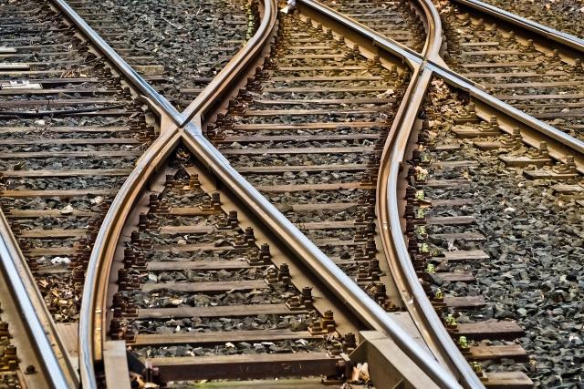 В Монголии потерпел крушение пассажирский поезд