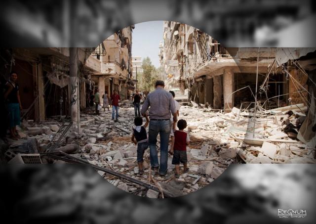 В свои дома с 2015 года вернулись более миллиона граждан Сирии