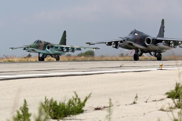 Две трети личного состава ВКС РФ получили боевой опыт в Сирии