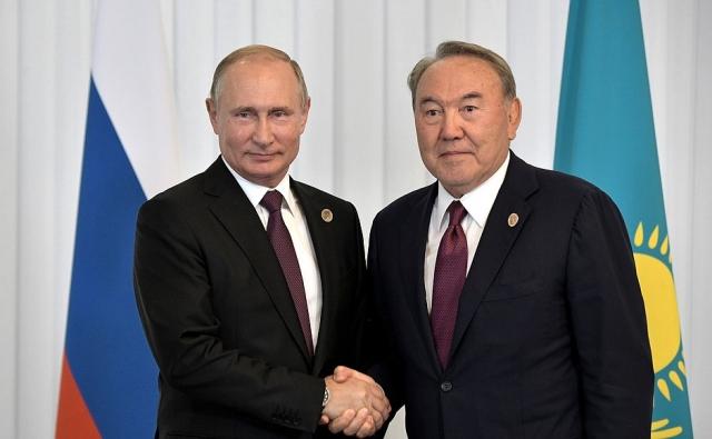 Путин и Назарбаев назвали вопрос генсека ОДКБ проблемой