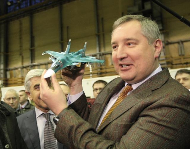 Роскосмос анонсировал встречу Рогозина с директором NASA