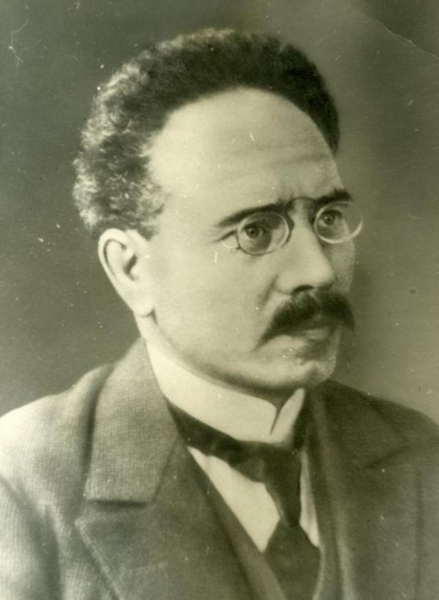 Карл Либкнехт, предположительно, в 1912 году
