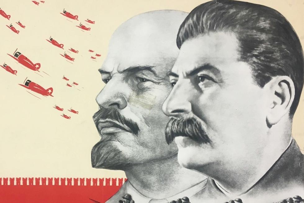 Ссср картинки ленин сталин