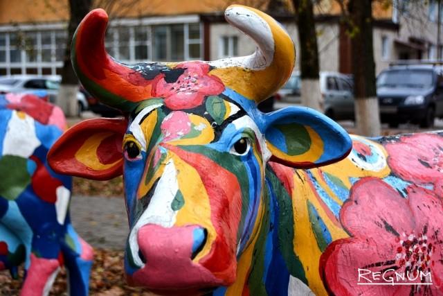 Коров из Казахстана не пустили в Волгоградскую область