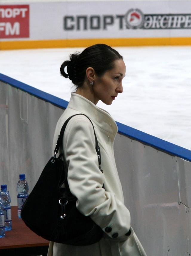Чемпионка мира по фигурному катанию Анжелика Крылова пострадала в ДТП