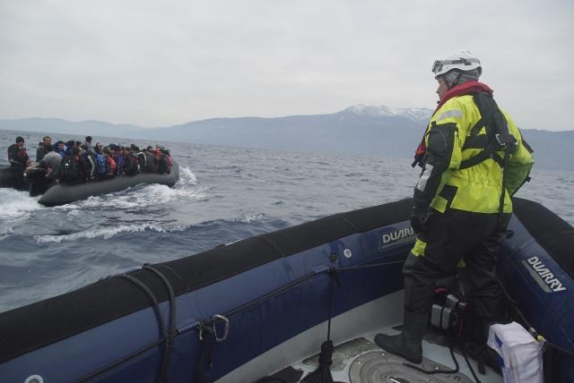 Страны Европы договорились: Франция примет 60 беженцев