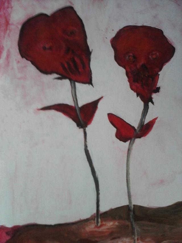 Мэрилин Мэнсон. Цветы зла
