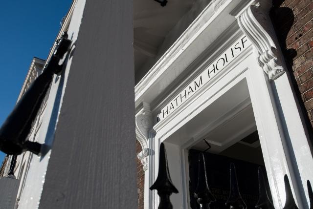 Chatham House (cc) usembassylondon