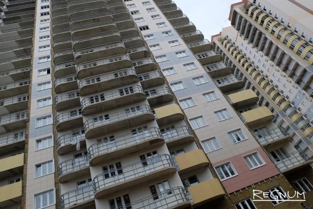 1 тыс. квартир Минобороны РФ передана в собственность Ростова-на-Дону
