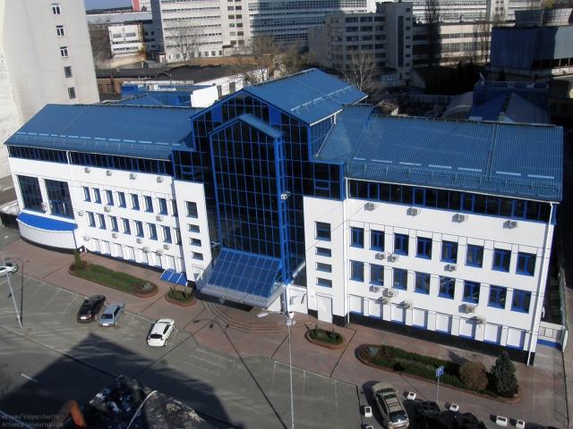 Главный офис «Укртрансгаза»
