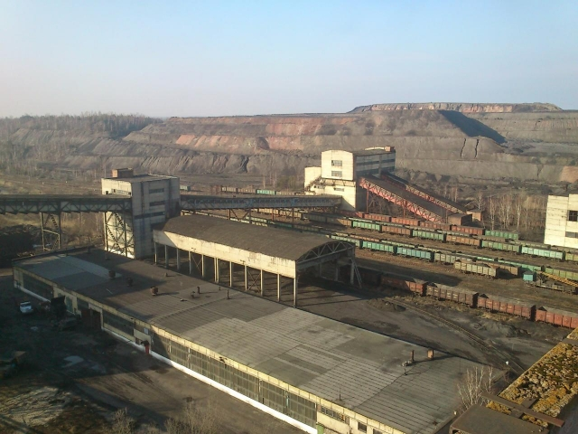 Центральная обогатительная фабрика «Червоноградская»