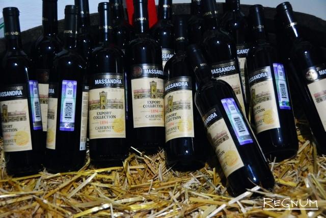 Ярославская область готова покупать и продавать крымские вина
