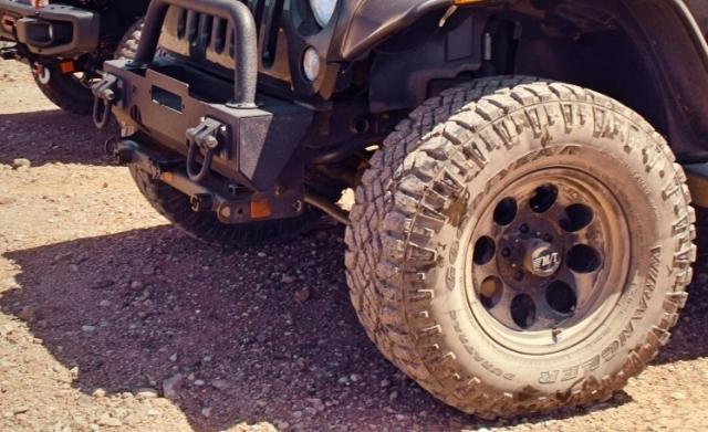 Компания Jeep назвала рублёвые цены внедорожника Wrangler