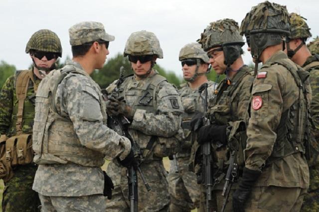 Польские войска в НАТО