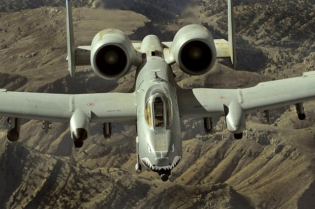 Штурмовик ВВС США