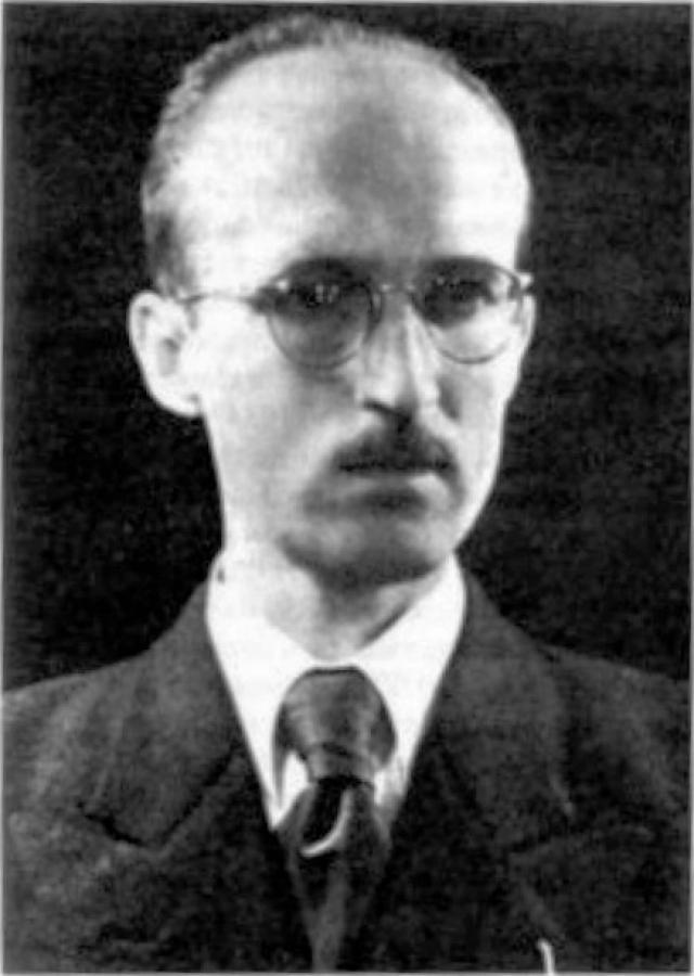 Ярослав Стецько. Ранее 1936 года
