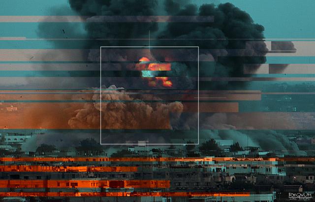 Боевики ИГИЛ* атаковали позиции ВС США в Сирии