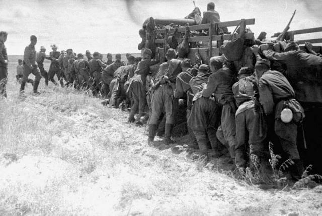 Советские войска в Манчжурии